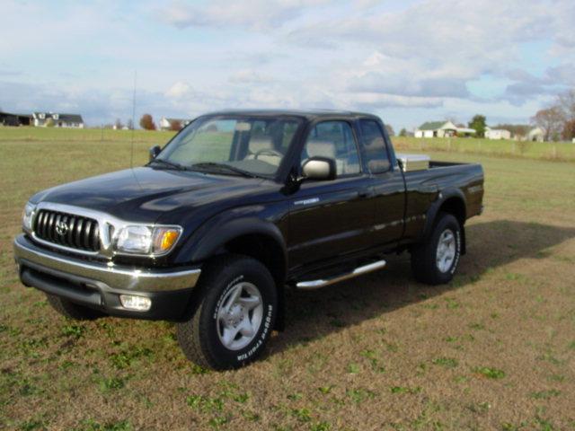 2002 Toyota Tacoma SR5 ExCab 4x4 Pickup V6