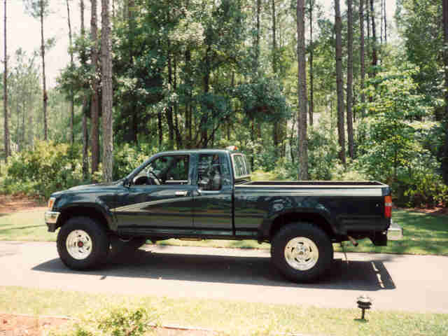 4x4 Toyota Trucks For Sale. 1994 Toyota Pickup 4x4 Images